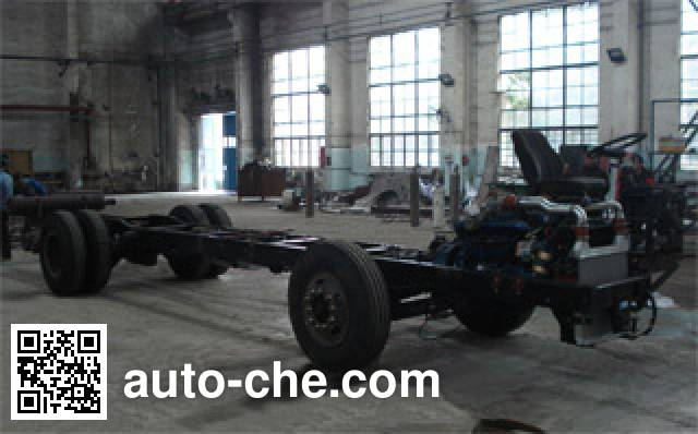Shacman bus chassis SX6825GF81FT manufactured by Shaanxi