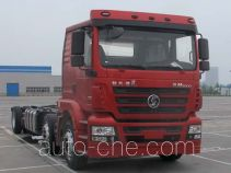 Shacman truck chassis SX1210MC9TCL