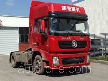 Shacman container carrier vehicle SX4180XB1Z